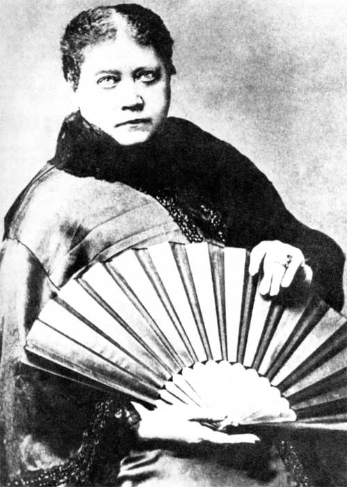 H P Blavatsky