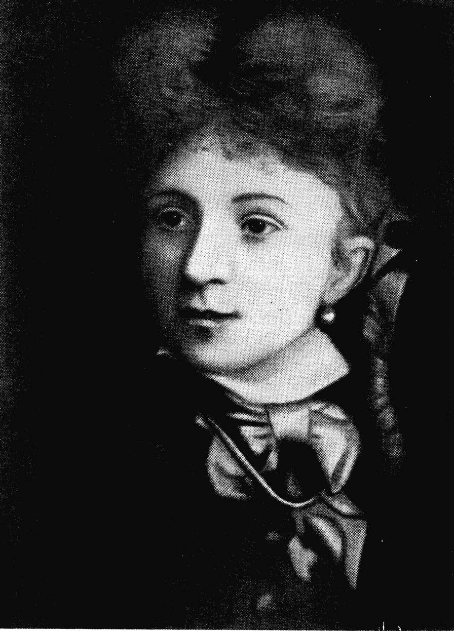 Lyubov Skryabina (Skryabin's Aunt)
