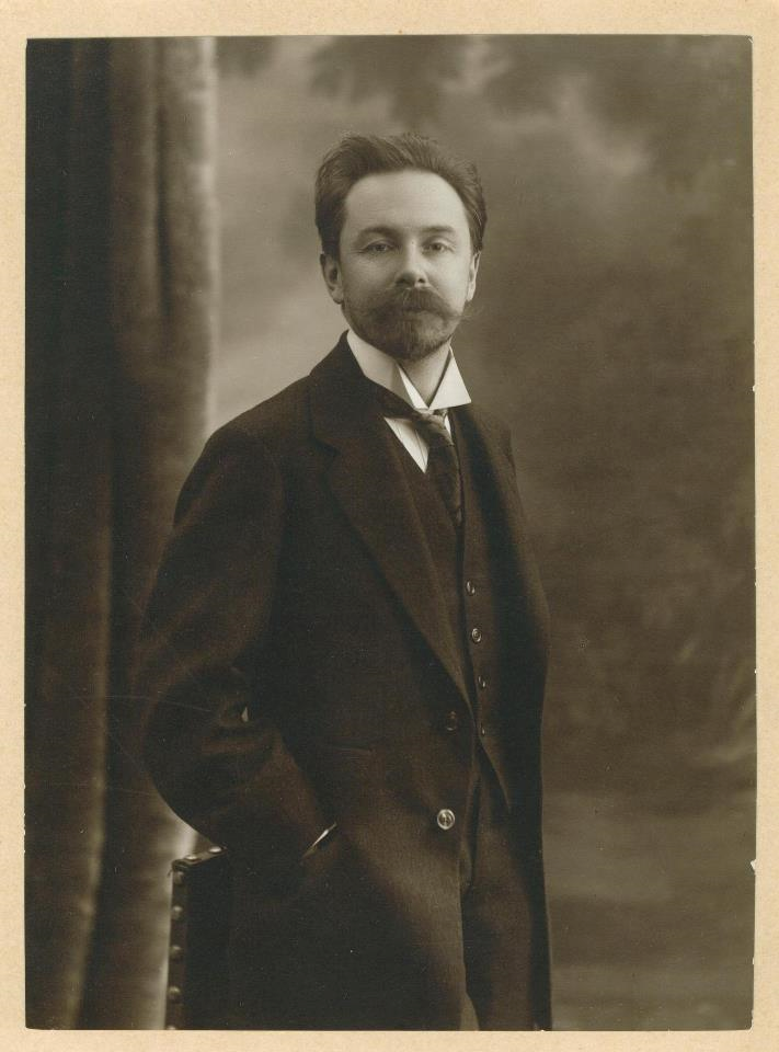 Scriabin in 1914‏