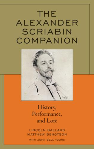 scriabin book