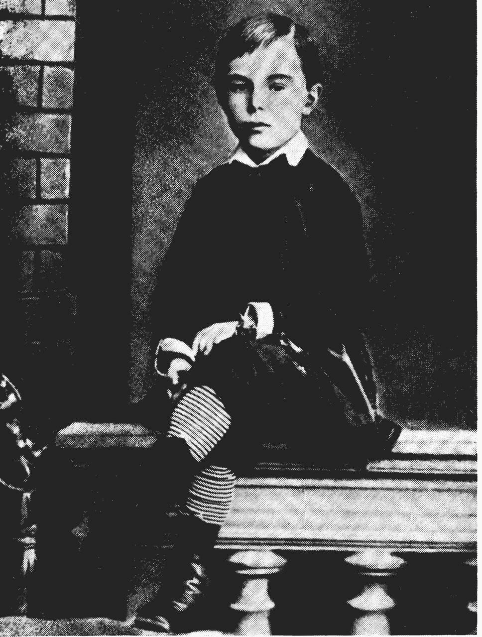 Scriabin in 1879