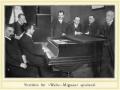 Scriabin recording for Welte Company